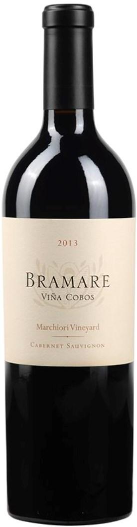 Vina Cobos Bramare Vineyard Cabernet Sauvignon Marchiori Vineyard  2012