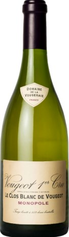 Domaine de la Vougeraie Vougeot 1er Cru Le Clos Blanc de Vougeot 2013