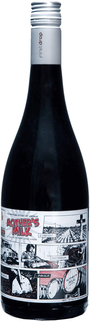 First Drop Wines Mother´s Milk Shiraz 2015