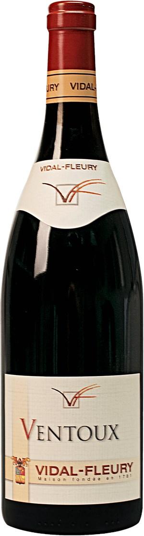 Vidal-Fleury Ventoux Rouge  2016