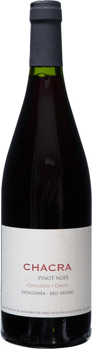 Bodega Chacra Cincuenta y Cinco Pinot Noir 2019