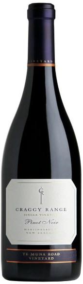 Craggy Range Pinot Noir Te Muna Road  2013