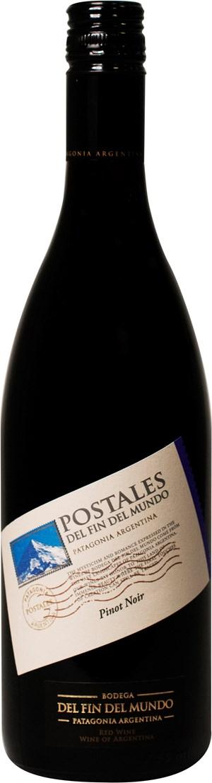 Del Fin del Mundo Postales Pinot Noir 2018
