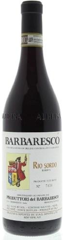 Produttori del Barbaresco Barbaresco Rio Sordo Riserva 2009