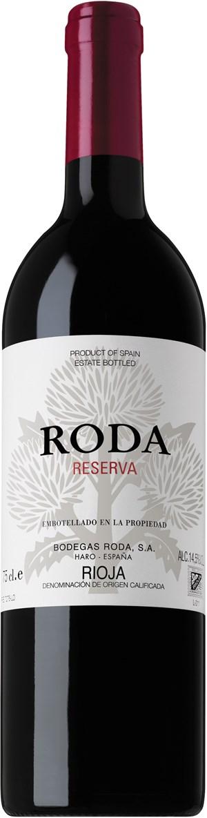 RODA Rioja Reserva 2012