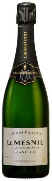 UPR Champagne Le Mesnil Grand Cru Blanc de Blancs Grand Cru Brut 2008