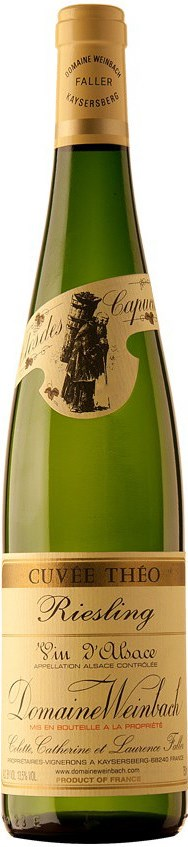 Domaine Weinbach Riesling Cuvée Theo  2016