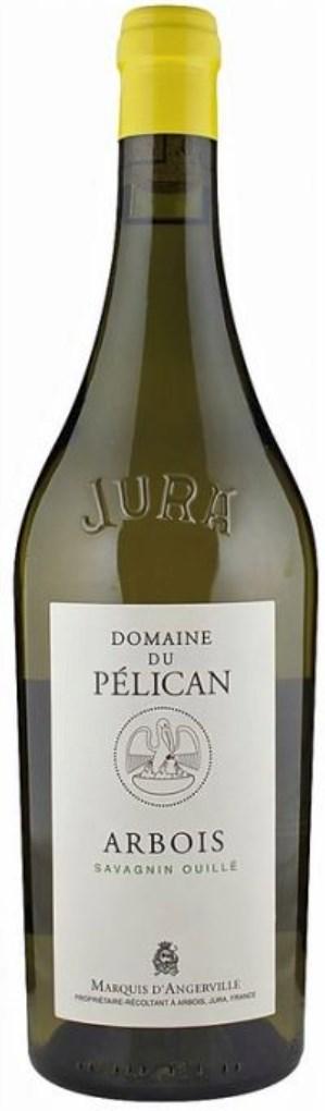 Domaine du Pelican Arbois Jura Savagnin Ouillé 2015