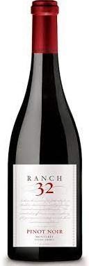 Scheid Family Wines Ranch 32 Pinot Noir  2017