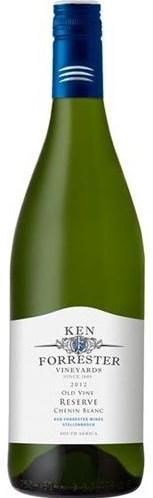 Ken Forrester Wines Old Vine Chenin Blanc Reserve 2017