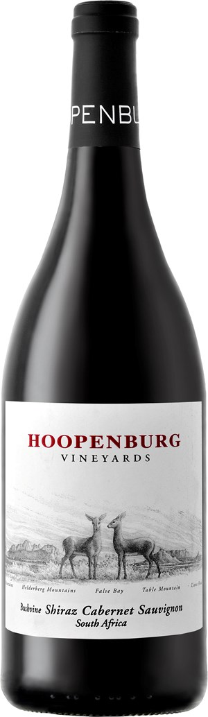 Hoopenburg Bush Vine Shiraz Cabernet 2016