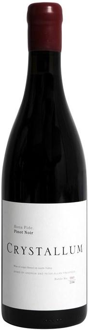 Crystallum Wines Bona Fide Pinot Noir 2016