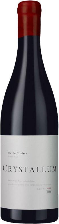 Crystallum Wines Cuvée Cinema Pinot Noir 2018