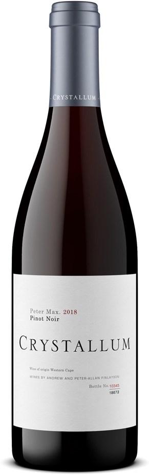 Crystallum Wines Peter Max Pinot Noir 2019