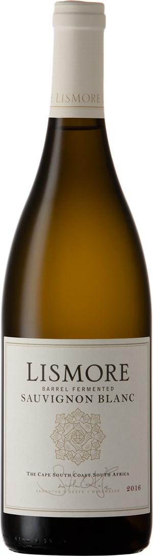 Lismore Estate Vineyards Barrel Fermented Sauvignon Blanc 2017