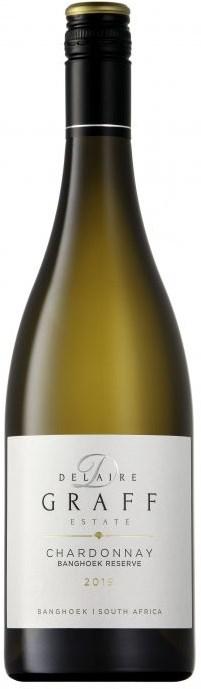 Delaire Graff Banghoek Reserve Chardonnay 2019