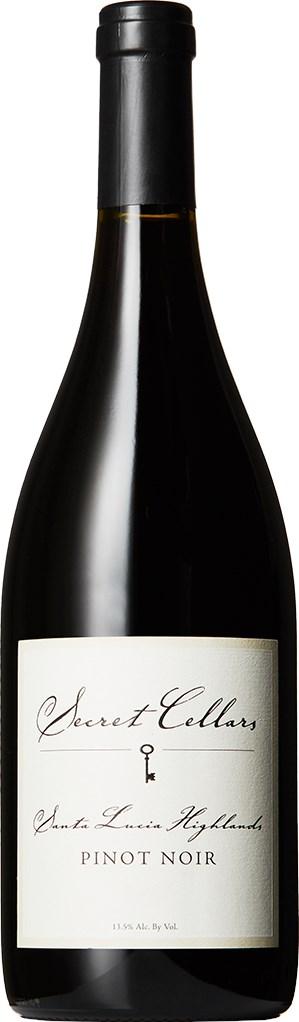 Secret Cellars Pinot Noir 2014