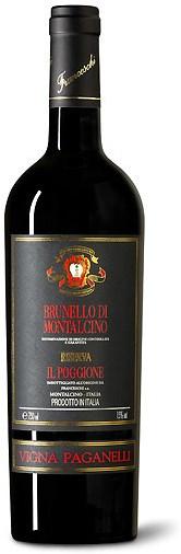Tenuta Il Poggione Brunello di Montalcino Vigna Paganelli Reserva 2012