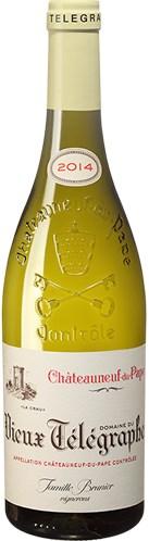 Domaine du Vieux Telegraphe Chateauneuf du Pape Blanc 2016
