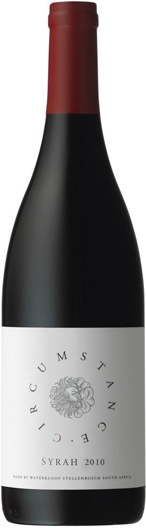 Waterkloof Wines Circumstance Syrah 2015