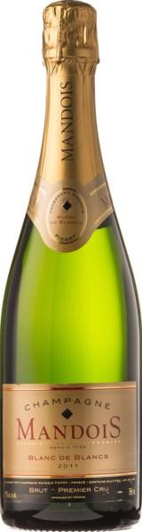 Henri Mandois Champagne 1. Cru - Blanc de Blancs 2013