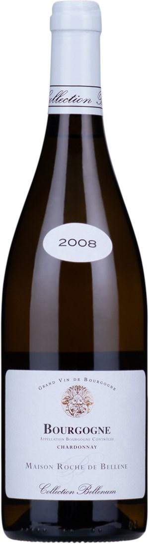 Roche de Bellene by Nicolas Potel Collection Bellenum Bourgogne Chardonnay 2008