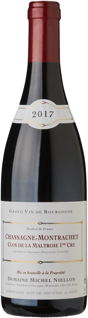 Domaine Michel Niellon Chassagne-Montrachet Rouge 1. Cru - Maltroie 2016