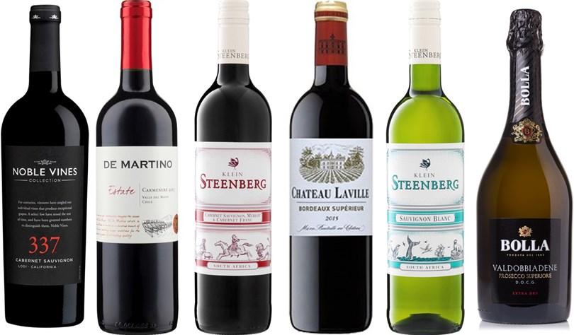 Winefinders Lilla Middagslådan Vol 2