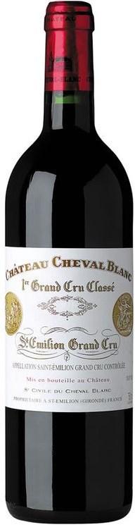 Château Cheval Blanc Château Cheval Blanc 2010