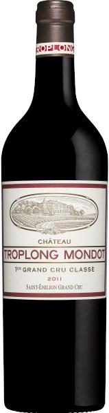 Château Troplong Mondot Château Troplong Mondot 2011