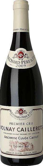 Bouchard Pere et Fils Volnay Caillerets 1. Cru, Cuvée Carnot Monopole Bouchard 2012
