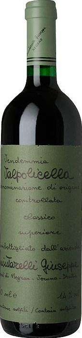 Giuseppe Quintarelli Valpolicella Classico, Quintarelli 2006
