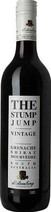 dArenberg The Stump Jump GSM 2011