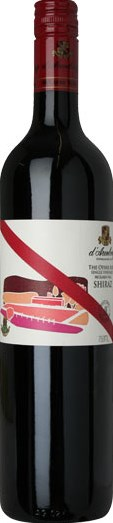 dArenberg The Other Side Shiraz 2011