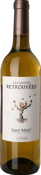Producteurs Plaimont Vignes Retrouvées Blanc, Saint-Mont, Plaimont 2012