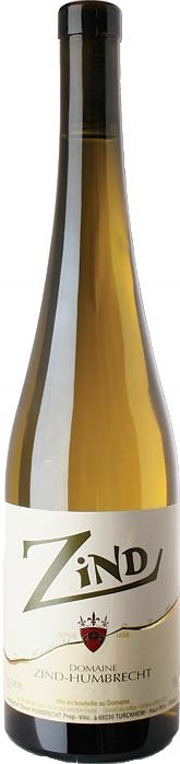 Domaine Zind-Humbrecht ZIND (Pinot Chardonnay) Zind Humbrecht Alsace  2010