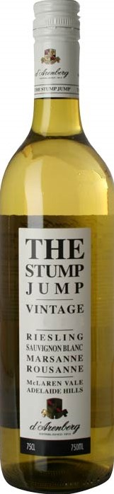 dArenberg The Stump Jump White 2013
