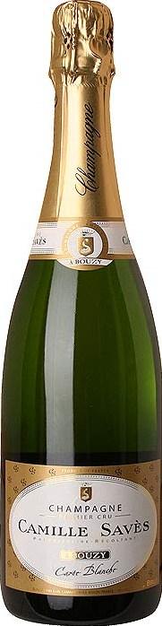 Camille Saves Magnum Domaine Savès Brut, Champagne Bouzy 1er Cru