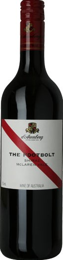 dArenberg The Footbolt Shiraz 2012