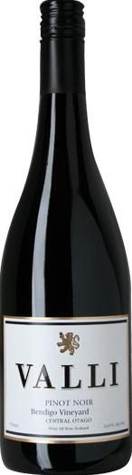 Valli Wine Valli Pinot Noir Bendigo 2012