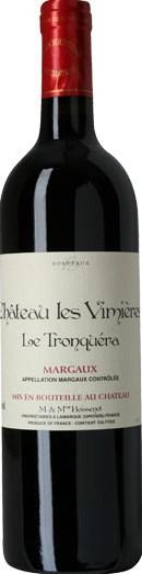 Bordeaux Cru & Vins Vimières  2012