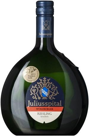 Juliusspital Würzburger Riesling Ortswein 2012