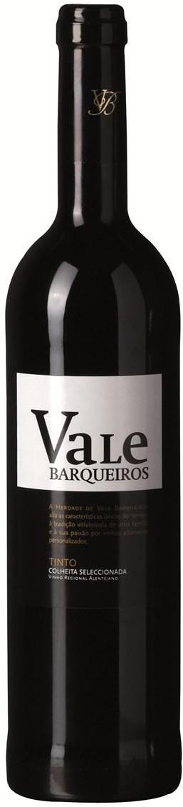Herdade Vale Barquerios, S.A Vale Barqueiros Tinto 2007