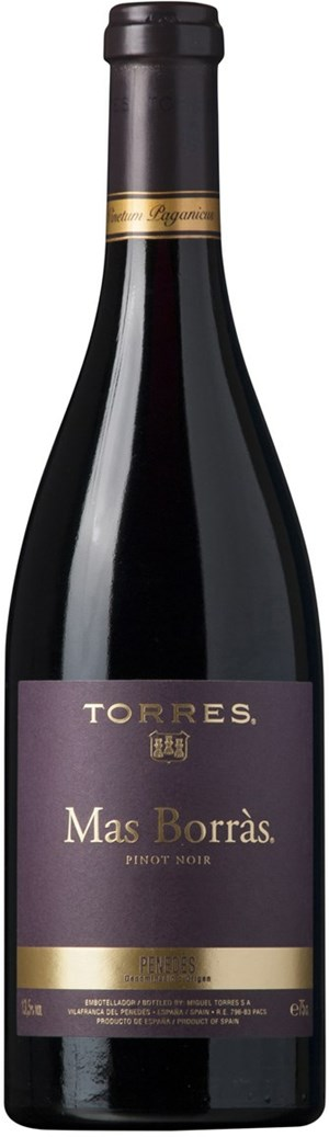 Miguel Torres Torres Mas Borras Red AO 2010
