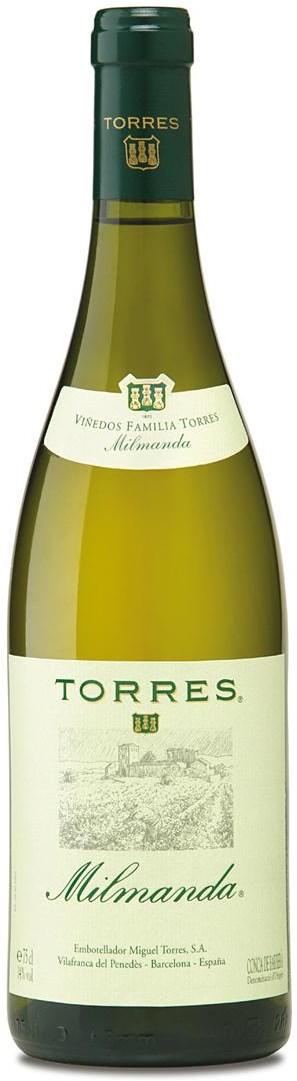 Miguel Torres Torres Milmanda White AO 2007