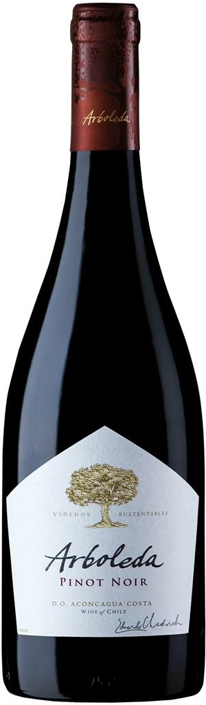 Arboleda Wines Pinot Noir Costa 2014