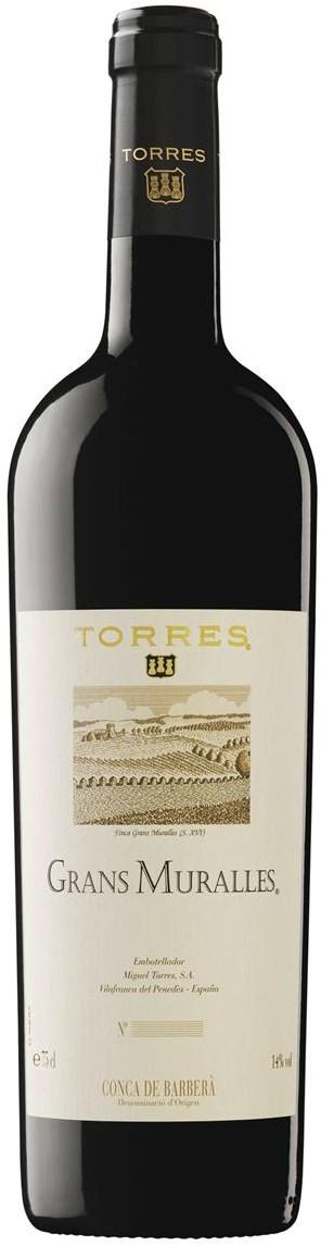 Miguel Torres Torres Grans Muralles Red AO 2004