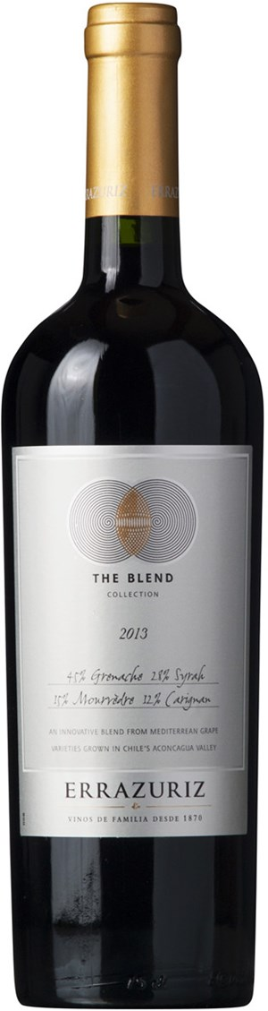 Vina Errazuriz The Blend Collection 2013