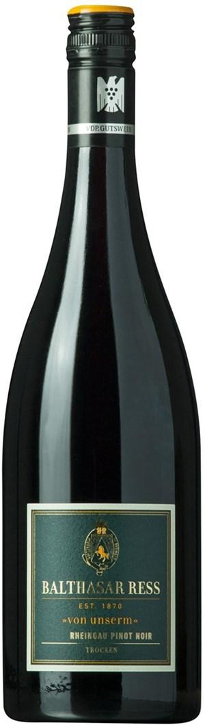 Balthasar Ress Von Unserm Rheingau Pinot Noir,  Qualitätswein  2014