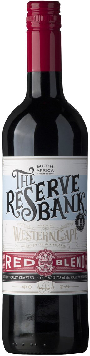 Boutinot ZA The Reserve Bank Red 2014